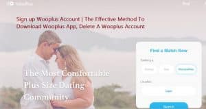 In wooplus sign Dating and